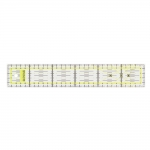 Clear View Plastic Quilting Ruler 5 cm × 30 cm, #08570