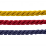 Decorative Cotton Cord BS-10 - 3 strands / 10 mm