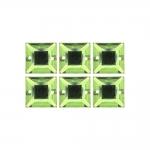 Ruudukujuline plastkristall 6tk, 12mm