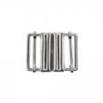 Metallist, kandilise vormiga pannal 50x38mm