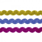 Decorative Ribbon 12 mm, BT-14