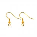 Kõrvarõnga konksud; / Earring Hooks; / 0.5x17mm