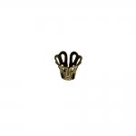 Pitsiline korvikujuline pärlikübar / Bead Cup / 6 x 5mm