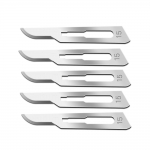 Replacement Straight Surgical Blades, 5pcs, No.15