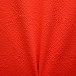 Ühevärviline pehme, pressitud reljeefse mustriga veniv kangas 160cm