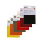 Nylon self adhesive repair patch 10 cm x 20 cm