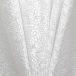 Lillemustriga, paksem pitsist polüester kardinakangas 260cm, 2274