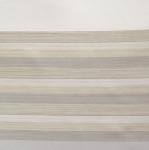 Triibumustriga, paksem polüester kardinakangas 150cm, 6345