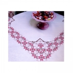 Tablecloth Cross-Stitch Kit, Duftin Art. 6040
