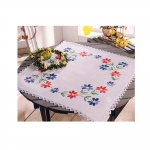 Pre-stamped Table Topper/ Duftin / Art.145034-AA2156