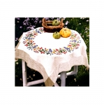 Pre-stamped Table Topper/ Duftin / Art. 11-777