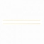 Double pointed teflon coated metal Knitting Needles 30 cm, Pony