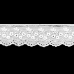 Cotton Lace/Broderie Anglaise 45mm Art.FB-2159