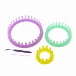 Knitting Looms, round shape