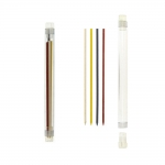 Auto Quilting Pencil replacement ø 2 mm, 4 pcs lead carteridge, LS-6231