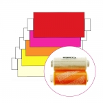 Polyester Sewing Thread for daily use, Coats Diagonal Chain/Ideal, 366m (400y), natural white, yellow, orange, pink, red