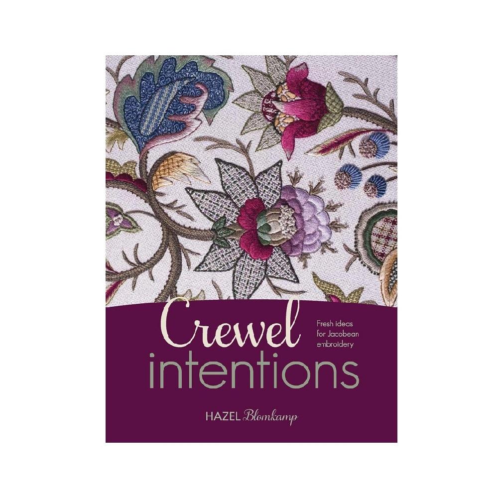 "Raamat ""Crewel Intentions"""