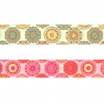 Flower Ribbon (Crossgrain Ribbon), 25mm, Art.P1763