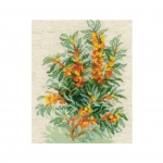 Cross-Stitch Kit Riolis 1648 Sea Buckthorn