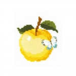 Cross-Stitch Kit Riolis HB174 Apple