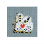 Cross-Stitch Kit Riolis 1666 Love
