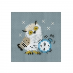 Cross-Stitch Kit Riolis 1664 Alarm Clock