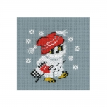 Cross-Stitch Kit Riolis 1667 Snow