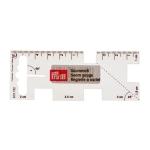 Seam Ruler, Sewing Gauge, Prym 610732