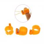 Sõrmus-niidilõikaja, + -sõrmkübar, oranž, KL1138