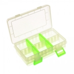 6 Compartment Adjustable Storage Box 15,5 x 9 x 4cm, Beadalon JA-BOX4