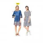 Kleit Nr.34-44, Burda Style Nr.6401