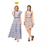 Kleit Nr.32-42, Burda Style Nr.6403