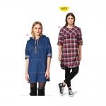 Dress Nr.32-44 , Burda Style Nr.6475