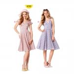 Dress Nr.34-44, Burda Style Nr.6793