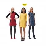 Kleit-Pihikseelik Nr.34-44, Burda Style Nr.6721