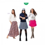 Sewing pattern Nr.32-46, Burda Style Nr.6586