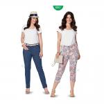 Püksid Nr.42-54, Burda Style Nr.6951