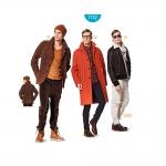 Mantel, jakk Nr. 44-54, Burda Style Nr. 7142