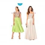 Платье Nr.34-46, Burda Style Nr.6519