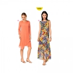 Kleit Nr.34-46, Burda Style Nr.6498