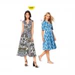 Kleit Nr.34-46, Burda Style Nr.6497