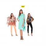 Kleit ja topp Nr.38-58, Burda Style Nr.6935