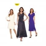 Kleit Nr.36-46, Burda Style Nr.6894