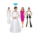 Kleit Nr.34-44, Burda Style Nr.6869