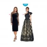 Kleit Nr.34-44, Burda Style Nr.6868