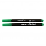 Invisible, UV-light visible permanent marker, 2 mm, Kearing KL1204