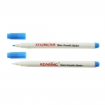 Light blue Wash Out marker, water erasable marker, Kearing