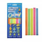 Blu-Tack Colour - sinitarran värillinen versio, kiinitysmassa, 5 väriä, Bostik 2232