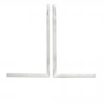 "Light metal ruler, 90°, 35cm x 60cm, 14""x24"" inch, Kearing 5324A"
