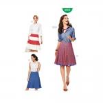 Sewing pattern Nr.34-46, Burda Style Nr.6904